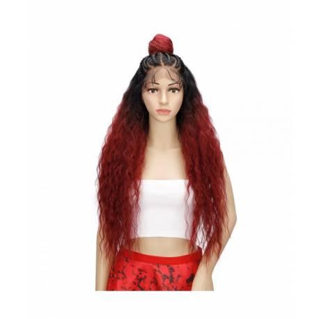 sleek hair Brazilian Samira Lace Wig - SpotLight 101