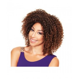 sleek hair Perruque YAYA Wig fashion 101