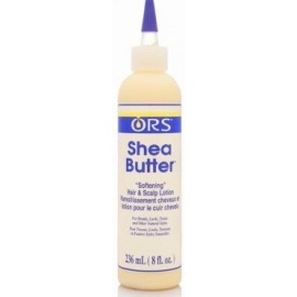 ors shea butter lotion