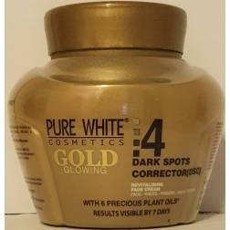pure white gold crème correcteur de taches
