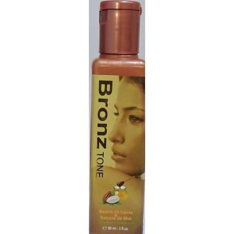 Bronz tone Beurre de cacao & Extraits de Miel