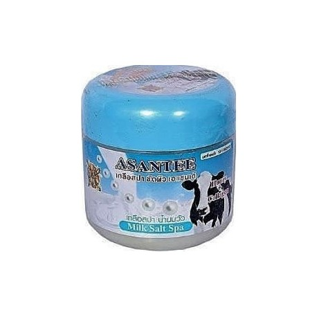 Asantee Milk Salt Spa