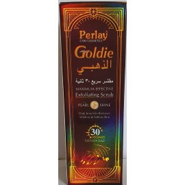 Perlay Goldie Gommage exfoliant